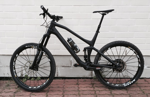 Canyon Spectral CF 9.0 EX